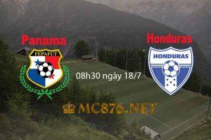 Dự đoán soi kèo Panama vs Honduras 08h30 ngày 18/7